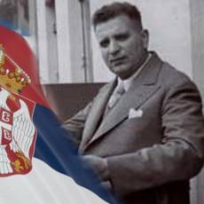 NIJE IMAO NI KAP SRPSKE KRVI, A BORIO SE ZA NAŠU ZEMLJU PUŠKOM I PEROM: Ručkove završavao sa Živela velika Srbija