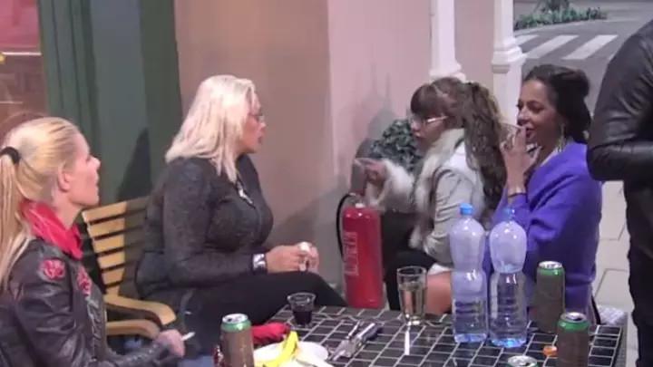 NIJE JE RAZUMELA? Miljana pokušala da Mariji OBJASNI da sumnja da je u drugom stanju! (VIDEO)