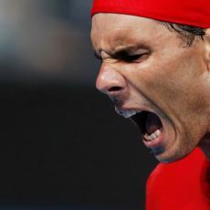 NIJE JOŠ ZA STARO GVOŽĐE: Nadal UVEO Španiju u finale ATP kupa