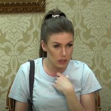 NIJE MI DOBRO! Milijani Bogdanović POZLILO zbog Ivana Gavrilovića! (VIDEO)