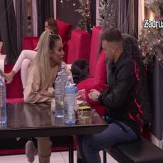 NIJE MOGLA DA SE KONTROLIŠE! Nataša Radan prišla Kariću pa ga pitala za NJU (VIDEO)