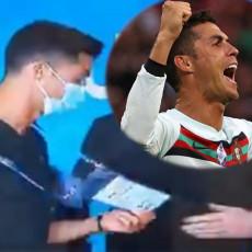 NIJE SAMO ORBAN KRIVAC ZA UBEDLJIV PORAZ: Ronaldo pred utakmicu MOTIVISAN omalovažavanjem obe(VIDEO)