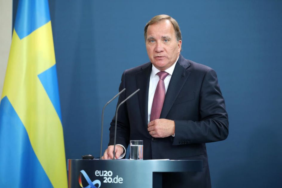 NIJE VREME ZA OPUŠTANJE: Švedski premijer najavio nove mere za sprečavanje širenja korone