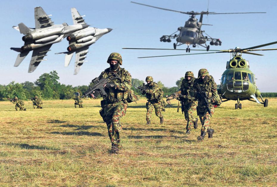 NIKAD JAČI: Srbija za tri godine uložila 830 miliona evra u Vojsku! ČITAJTE U KURIRU