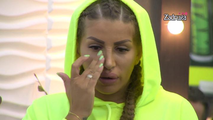 NIKAD ME NIJE PRIHVATILA! Dalila se JADALA Krunićki kroz jecaje, pa otkrila šta joj je Biljana Dragojević URADILA! (VIDEO)