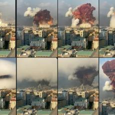 NIKAD SE NISAM MOLILA, ALI TADA JESAM, MISLILA SAM DA ĆU UMRETI: Potresna ispovest žene iz Bejruta o eksploziji