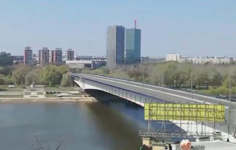NIKAD VIĐENA SLIKA BEOGRADA: Pogledajte kako izgleda glavni grad u nedeljno pre podne za vreme policijskog časa KURIR TV