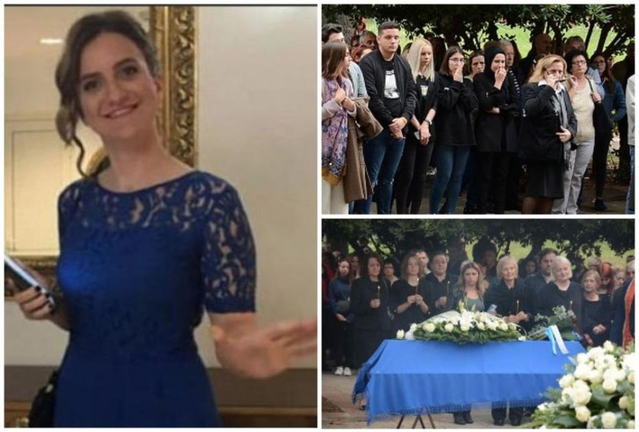 NIKAD VIŠE MILO MOJE: Brutalno ubijena Mostarka Lana Bijedić danas je po MAJČINOJ ŽELJI sahranjena u Beogradu! Oprostila se od  ĆERKE JEDINICE uz POTRESNU pesmu