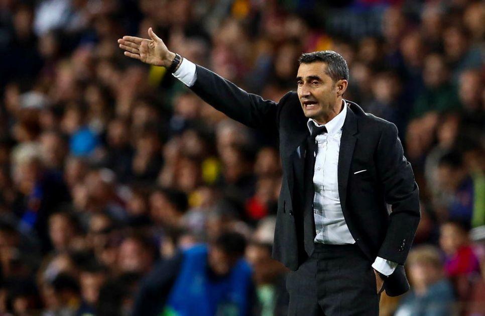 NIKO GA NE VOLI, ALI STATISTIKA JE NEUMOLJIVA: Valverde na udaru navijača Barse, ali brojke mu idu u prilog!