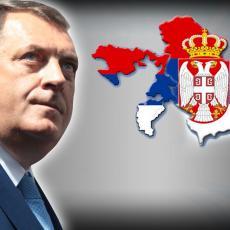 NIKO NEĆE ZAUSTAVITI INTEGRACIJU SRPSKE I SRBIJE Dodik poslao JASNU PORUKU Sarajevu, a onda progovorio o ETNIČKOM ČIŠĆENJU Srba