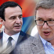 NIKO SRBIJI NE MOŽE NEŠTO DA NAMEĆE - KURTIJA ZANIMA SAMO JEDNA STVAR: Vučić otkrio plan premijera lažne države