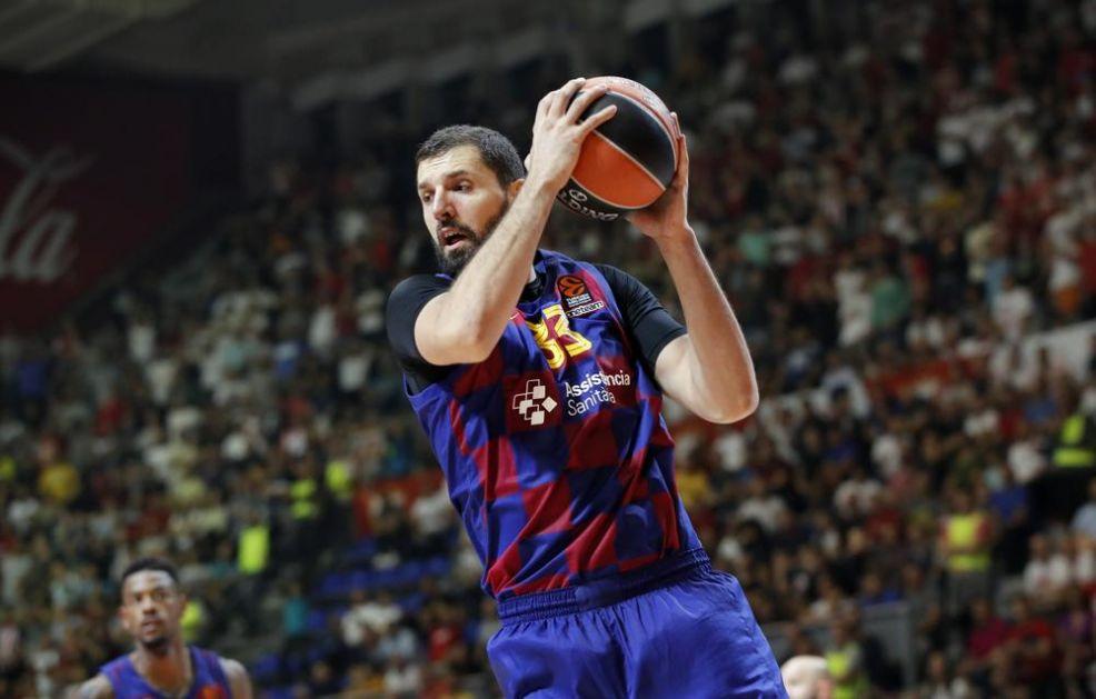 NIKO U PIONIRU NIJE DOŽIVEO ONO ŠTO SE MIROTIĆU DOGODILO: Evo zašto su navijači Crvene zvezde priredili nezapamćen doček košarkašu Barselone (FOTO)
