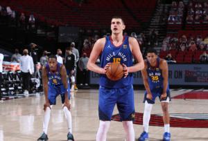 NIKOLA JOKIĆ JE MVP: Pet 'Džokerovih' maestralnih partija U NBA