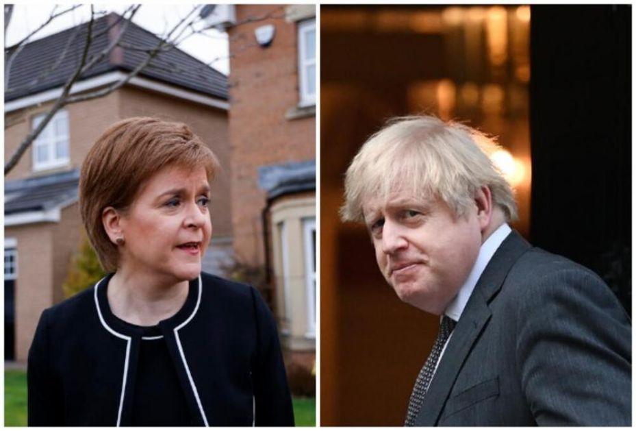 NIKOLA STARDŽEN PORUČILA DŽONSONU: Nije pitanje DA LI će nego KADA će se održati referendum o nezavisnosti Škotske!