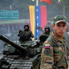 NIKOLAS MADURO POKAZAO DA SE NE PLAŠI VAŠINGTONA: Venecuelanska vojska oborila američki avion (FOTO)