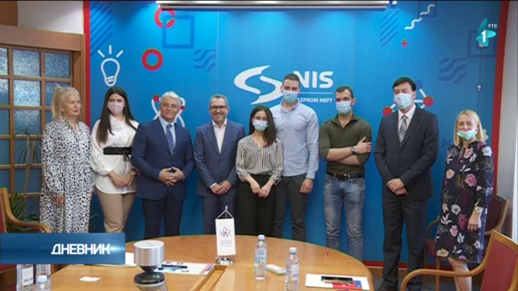 NIS potpisao ugovore o stipendiranju sa petoro studenata