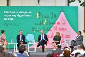 NIS predstavio Izveštaj o održivom razvoju za 2018. godinu