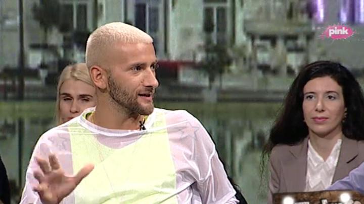 NISAM GA ZAMIŠLJALA U KREVETU SA MINOM Luna komentarisala snimak vrele akcije Perovića i Vrbaški! (VIDEO)