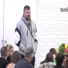 NISAM ZALJUBLJEN! Janjuš PONOVO odbija Šopićevu, Kulićka ga prozrela pa NAPALA! (VIDEO)