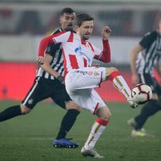 NIŠTA NIJE HTEO DA PREĆUTI: Marin isprozivao fudbalere Partizana, a onda poslao poruku za sledeći derbi