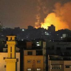 NIŠTA OD PRIMIRJA, RAT SE NASTAVLJA: Hamas ŽESTOKO BOMBARDOVAO više izraelskih vazduhoplovnih vojnih baza!