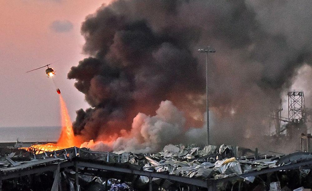 NISU UČINILI NIŠTA DA OTKLONE OPASNOST: Vlasti u Libanu ignorisale upozorenja na eksplozivne hemikalije u luci u Bejrutu
