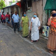 NIŽU SE CRNE BROJKE: Indija prešla osam miliona zaraženih koronom!