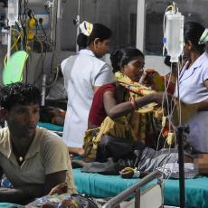 NIŽU SE CRNI KORONA REKORDI: Indija i dalje beleži najveći broj inficiranih kovidom u jednom danu