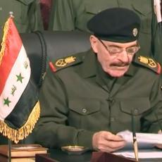 NJEGOVA GLAVA BILA  JE UCENJENA NA 10 MILIONA DOLARA: Preminuo saborac Sadama Huseina, bio je član ISIS-a!