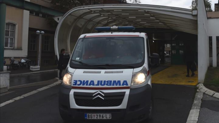 NOĆ U BEOGRADU:Jedna saobraćajna nesreća, bez povređenih
