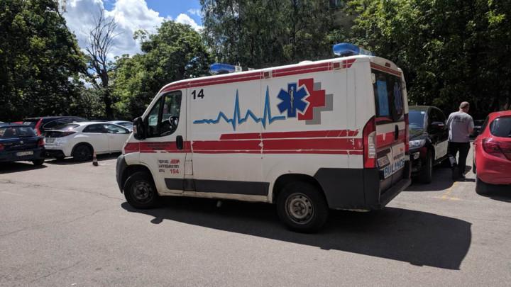 NOĆ U BEOGRADU: Šestoro povređenih u četiri udesa