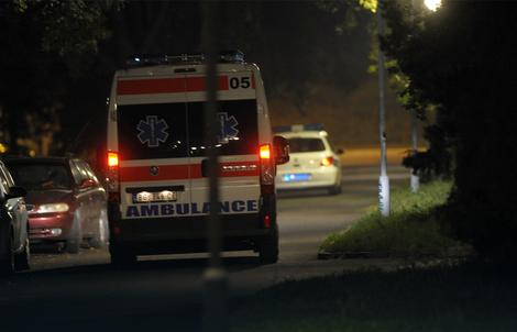 NOĆ U GRADU Povređen motociklista na Banovom brdu, požar na Novom Beogradu