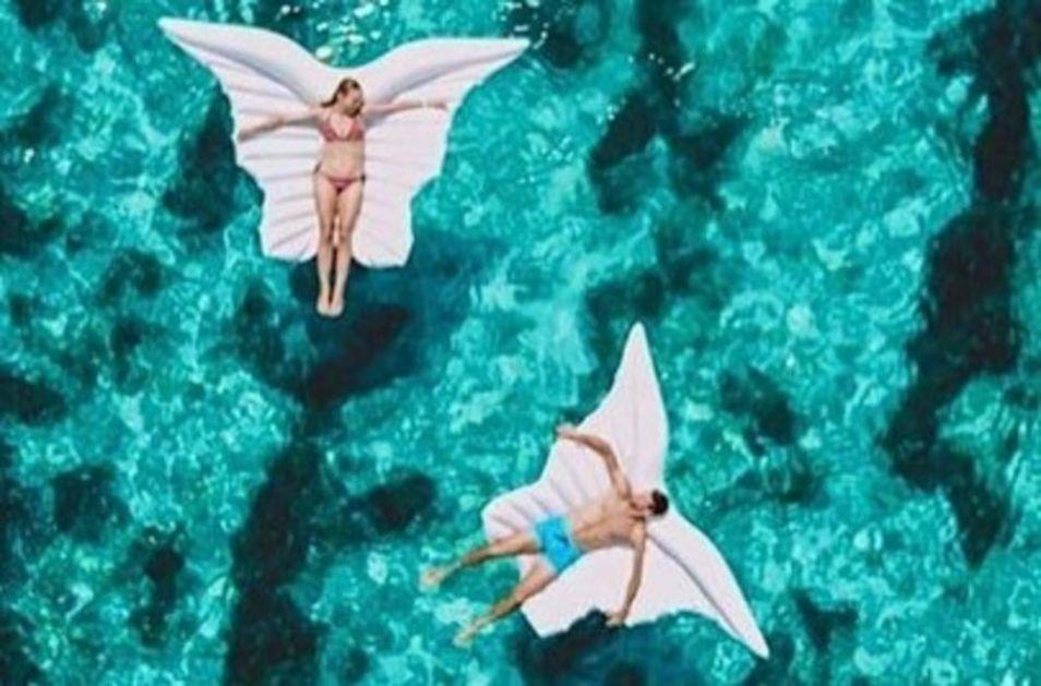 NOLE I JELENA UŽIVAJU KAO BOGOVI: Pogledajte SPEKTAKULARNE fotke koje je Đoković objavio sa letovanja u Hrvatskoj (FOTO)