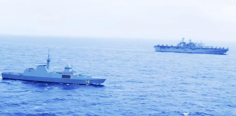 NOVA AMERIČKA PROVOKACIJA U JUŽNOM KINESKOM ORU: Održali vežbe sa mornaricom tri zemlje! Čeka se reakcija Pekinga! (VIDEO)