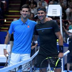 NOVA ATP LISTA: Nadal IZGUBIO poene, Novak mu SVE BLIŽI. Lajović ostvario plasman karijere (FOTO)