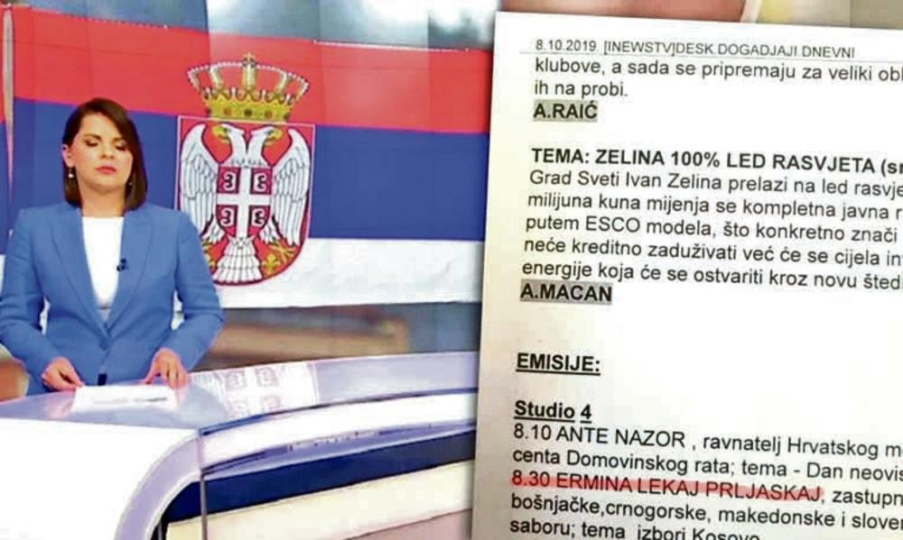 NOVA BLAMAŽA NAŠIH KOMŠIJA: Albanci uređuju hrvatsku televiziju