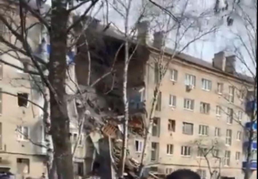 NOVA EKSPLOZIJA GASA U RUSIJI: Raznet stan u blizini Moskve, ima mrtvih i povređenih! (VIDEO)