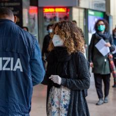 NOVA ISTRAŽIVANJA OHRABRILA ITALIJANE: Broj zaraženih će se prepoloviti do Božića