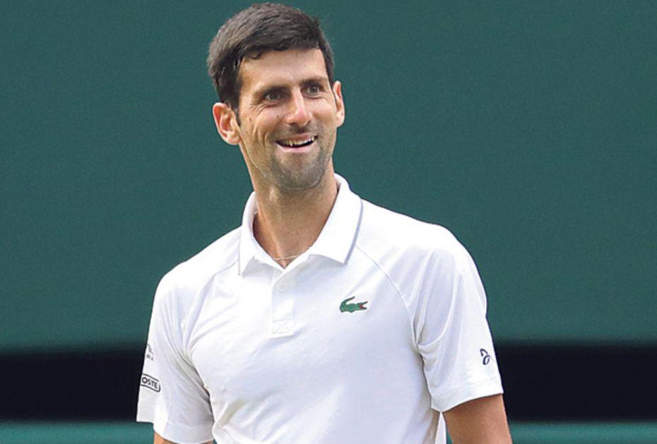NOVAK ĐOKOVIĆ O SVOJIM PLANOVIMA: Ostaću u tenisu, učiću klince!