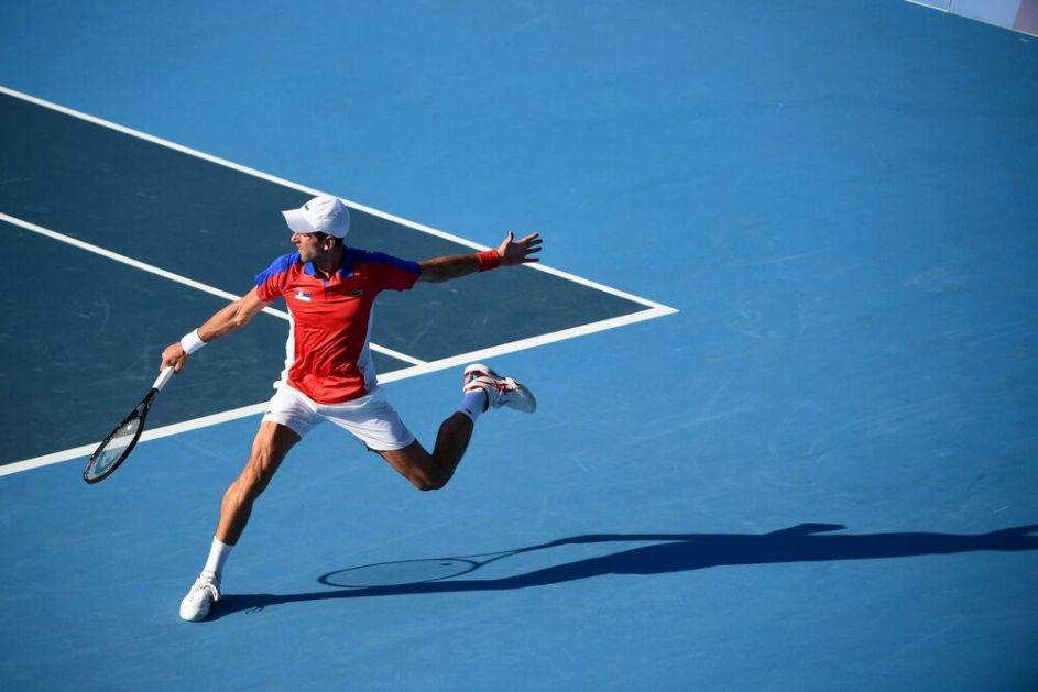 NOVAK IGRA 2 MEČA U 3 SATA! Organizatori objavili raspored za sredu: Srpski teniser igra prvo u singlu, pa u miks dublu