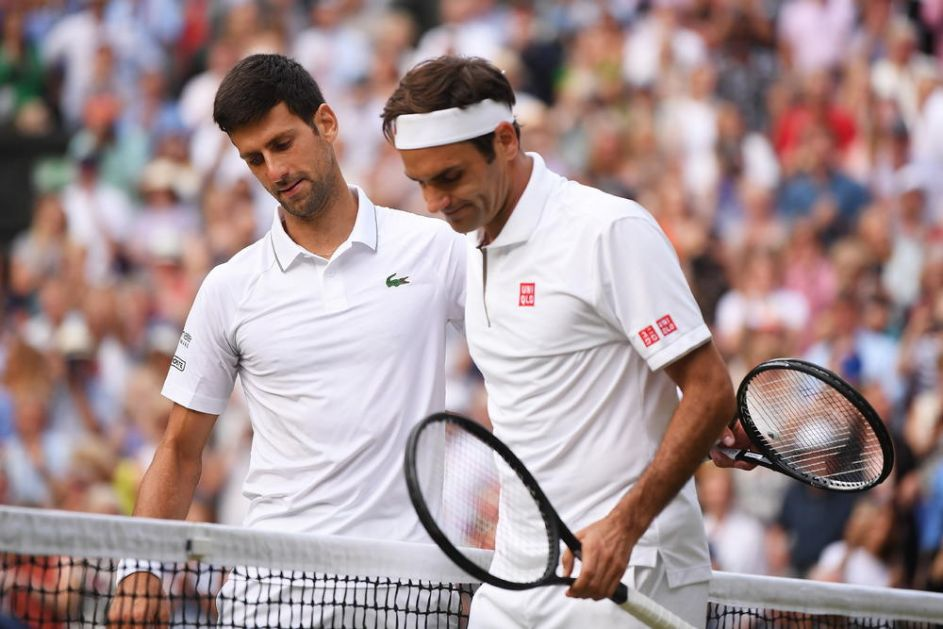 NOVAK JE PRVI FAVORIT VIMBLDONA: On smatra da Federer može da iznenadi u Lodonu