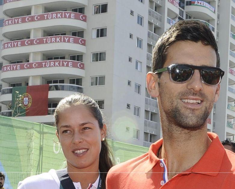 NOVAK ME JE NATERAO DA SEDIM NA IVICI STOLICE! Ana Ivanović o Đokoviću: Pobeda protiv Nadala menja ISTORIJU tenisa!