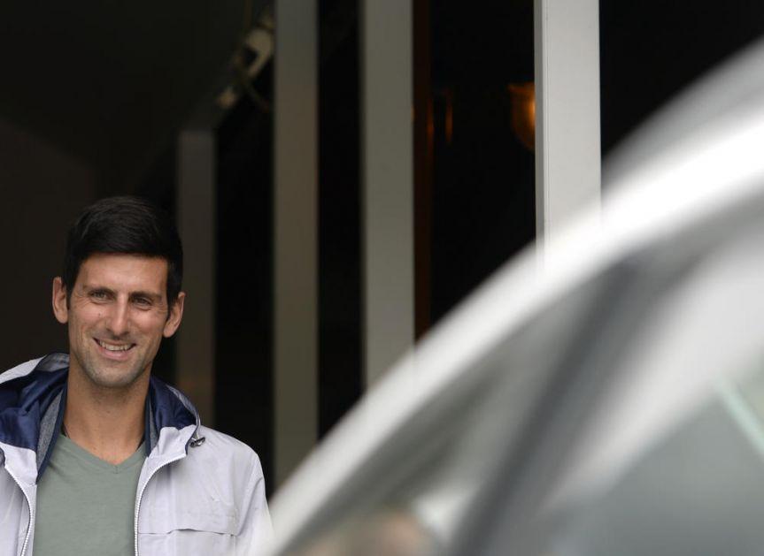 NOVAK NAPUŠTA KARANTIN I ODMAH IZLAZI NA TEREN: Đoković izbegao Nadala i Tima, igra protiv mlade nade belog sporta! ZNA SE I VREME
