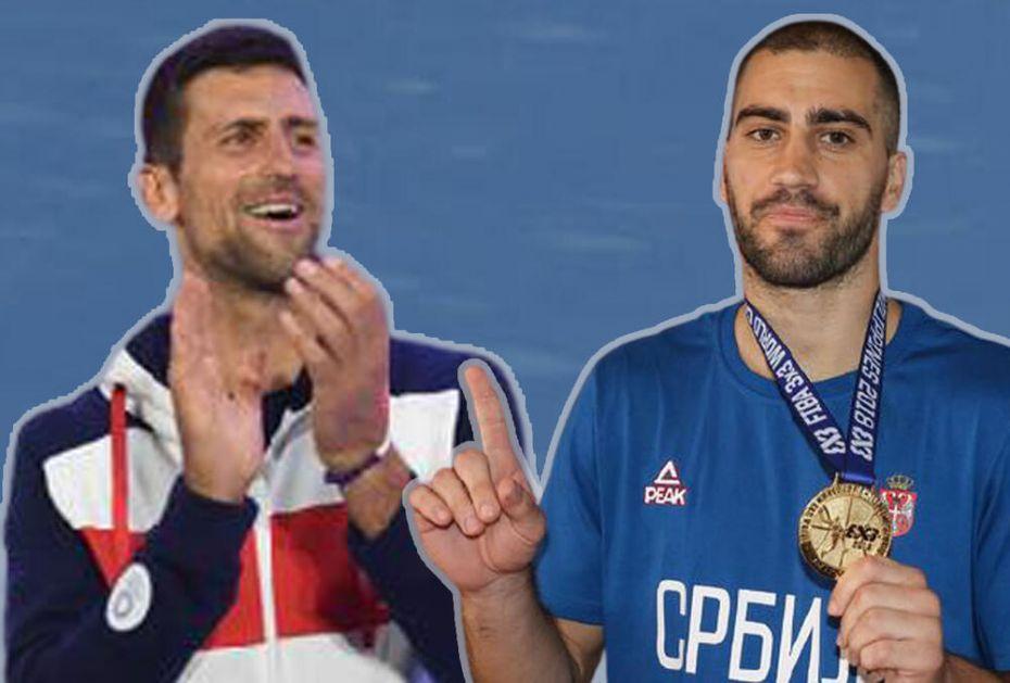 NOVAK NIJE JEDINI: Još jedan Srbin je NAJBOLJI svih vremena!
