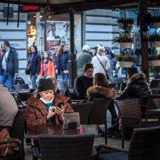 NOVE MERE STUPILE NA SNAGU! Od danas možete u kafane, ali bez muzike i kafiće u zatvorenom prostoru