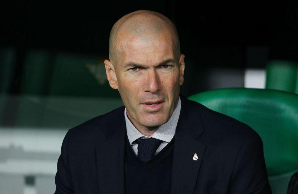 NOVE MUKE ZA ZINEDINA ZIDANA: Fudbaler Reala Valverde pozitivan na korona virus!
