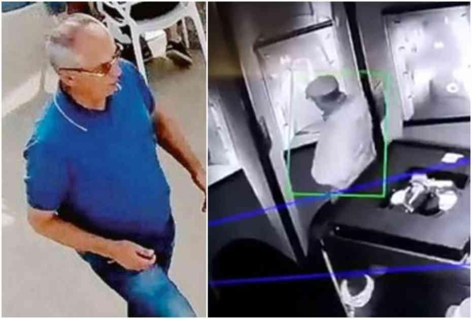 NOVI DETALJI SPEKTAKULARNE PLJAČKE U VENECIJI: Hrvat kradljivac rekao da je nezaposlen, detektivi sumnjaju da će ikada naći nakit