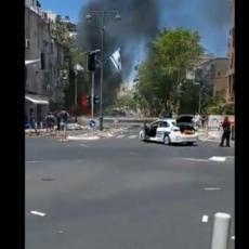 NOVI HAOS! Sirene za vazdušnu opasnost u Tel Avivu, čuju se eksplozije (VIDEO)