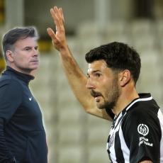 NOVI IGRAČ ZA STANOJEVIĆA Umesto Miloša Jojića na terenu, već se oglasio: Želim dubok trag u Partizanu