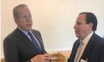"""NOVI ISPAD PACOLIJA: Nabasao na tuniskog šefa diplomatije i hvalio se """"unapređenjem odnosa"""""""